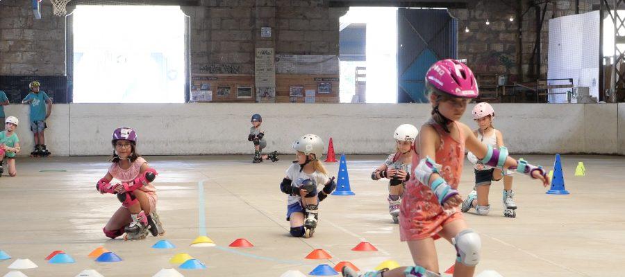 stage roller enfants